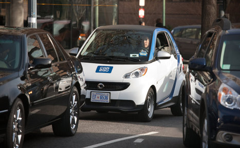 Car-Sharing Services Grow, and Expand Options | city mobility | Scoop.it