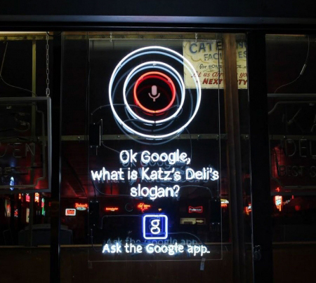 Google promotes updated search app all over New York City | Compelling Selling | Scoop.it