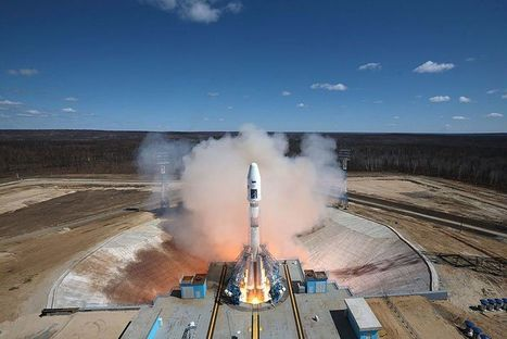Russia launches the first rocket from its brand-new spaceport | Heron | Scoop.it
