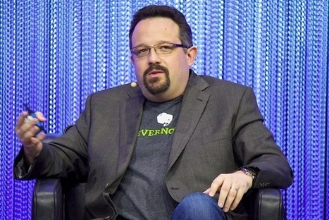 #leweb - #Evernote gets into physical goods | Apps for business | Scoop.it