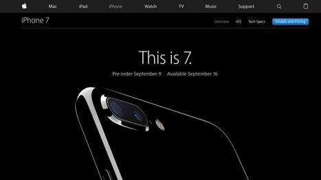 比更「7」還更「7」!蘋果中港台官網如何翻譯「This is 7」!? - New MobileLife 流動日報 | 傳譯筆記 | Scoop.it