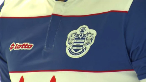 Les maillots des Queens Park Rangers pour 2013-2014 | Maillots 2014 2015 | Scoop.it