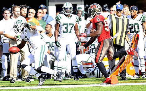 Bucs' Lavonte David fined $7,800 for late hit on Geno Smith | Sports Management | Scoop.it