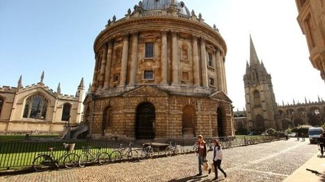 Oxford University to launch first MOOC   BBC News   Digital Learning and Higher Education   Scoop.it