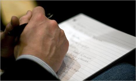 5 claves para tomar notas de forma eficaz   ThinkWasabi   Sobre Didáctica   Scoop.it