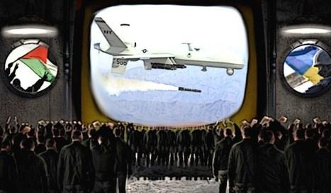 Big Brother's war on Palestine, Ukraine and truth | Peer2Politics | Scoop.it