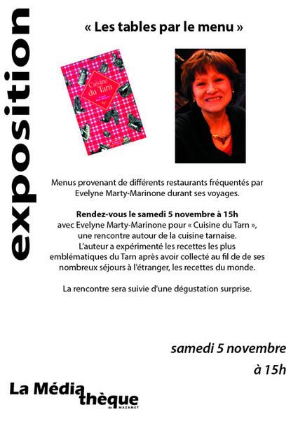 A LA UNE - La Médiathèque de Mazamet   Actualités culturelles Midi-Pyrénées cité scolaire de Mazamet   Scoop.it