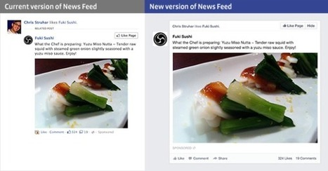 Facebook Update Gives Users More Control Over News Feed: What Marketers Should Know | Community Management Around the Web | Scoop.it