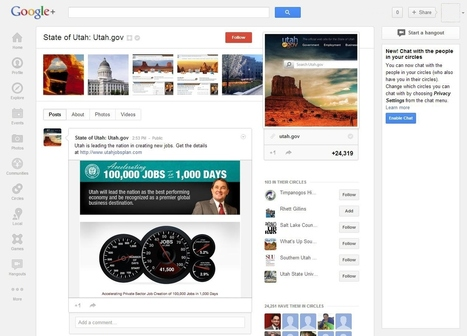 Google Plus Surges, Boasting Higher Usage than Twitter   Designing For Social Networking Spaces   Scoop.it