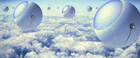 High-flying solar balloon farms could harness the sun's energy miles above the clouds | Green Innovation | Scoop.it