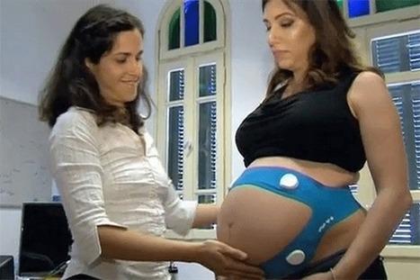 Wearable Pregnancy Monitor Keeps Eye on Baby's Health 24/7 | Buzz e-sante | Scoop.it