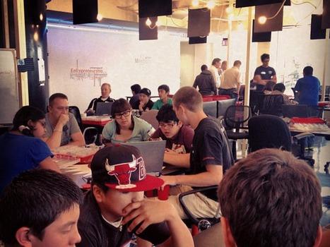 Les espaces de coworking sont-ils les salles de classes du futur ?   Changer la donne   Scoop.it