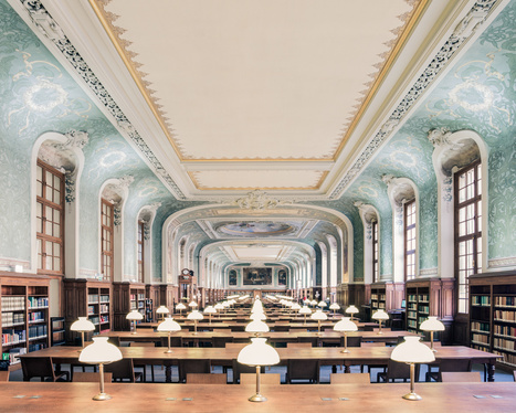 Franck Bohbot's Portfolio - House of Books | Library of the Future | Scoop.it