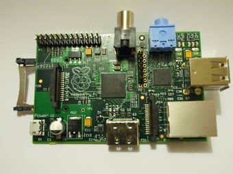 Raspberry Pi Model B beta board - #01 of a limited series of 10 | Raspberry Pi | Scoop.it