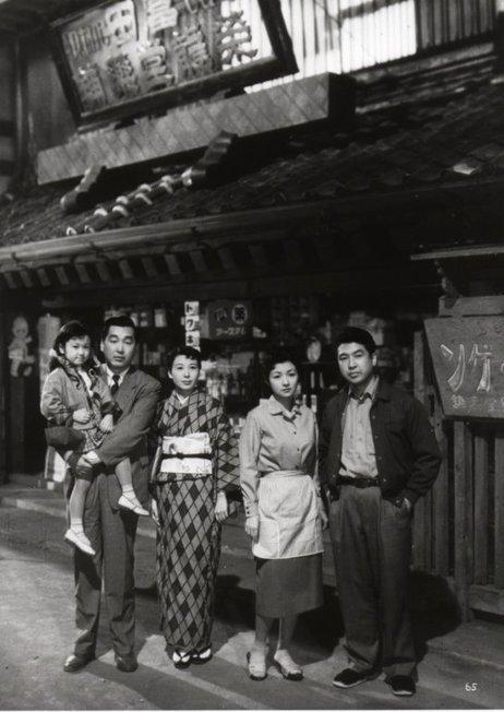 Rétrospective Mikio Naruse - Chroniques de nos vies ordinaires et de leurs petits désordres - Maison de la culture du Japon à Paris   Actu Cinéma   Scoop.it