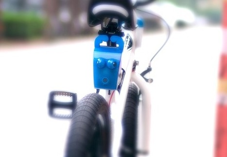 Bikiros is a Smart Guardian for your Child's Bike | Technology in Business Today | Scoop.it