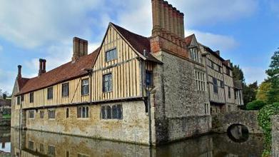 Ightham Mote - Visitor information - National Trust | CLOVER ENTERPRISES ''THE ENTERTAINMENT OF CHOICE'' | Scoop.it