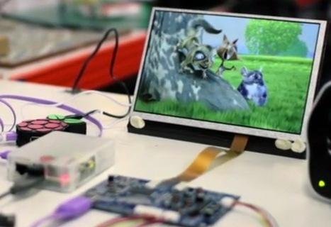 Raspberry Pi Monitor Offering 1280 x 800 Pixel Resolution Blasts Past Pledge ... - | Raspberry Pi | Scoop.it