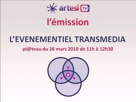"""""""L'événementiel transmédia""""   réseaux sociaux et pédagogie   Scoop.it"""