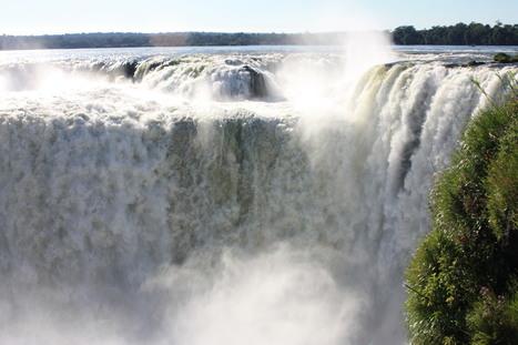 Natural World Wonder - Iguazu Falls   Photo Tours   Scoop.it