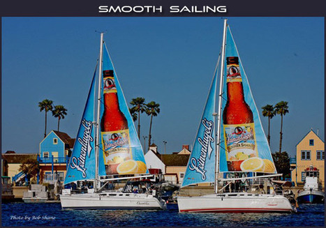 Keeping Your Brand Afloat | Experiential Advertising & Event Marketing | Scoop.it