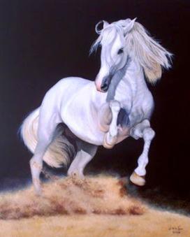 CUADROS DE CABALLOS - Los Mejores Pintores, Fotógrafos y ... | Horses and Equine Related Info | Scoop.it