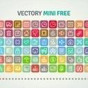10 Wonderful Design Freebies (icons,ui kits,patterns..) | Instructional Design | Scoop.it