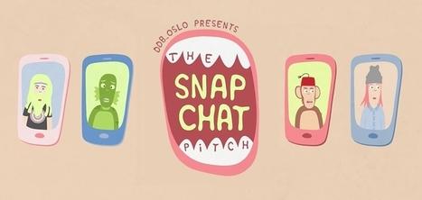 En Norvège, l'agence DDB utilise Snapchat pour recruter le stagiaire le plus créatif   Crowdfunding & Crowdsourcing   Scoop.it