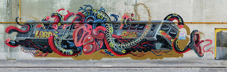 Nychos | Street Art and Street Artists | Scoop.it