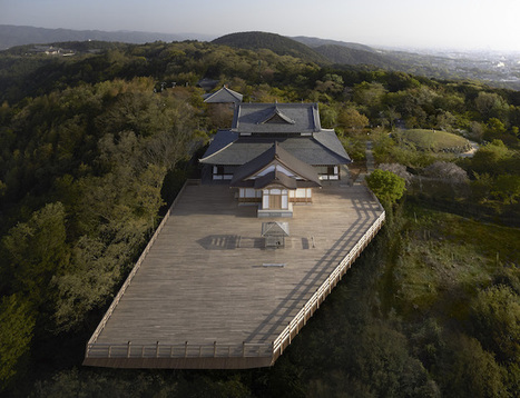 Transparent Glass Tea House Creating Rainbow Light is Unveiled in Kyoto, Japan   Le It e Amo ✪   Scoop.it