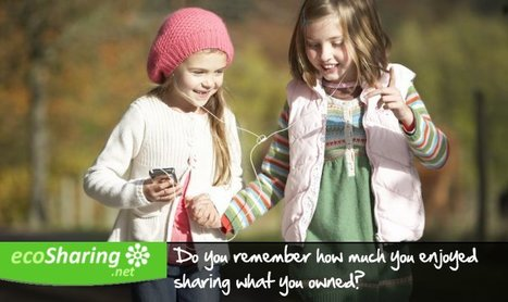 ecoSharing: Start Sharing Today | Information Economy | Scoop.it