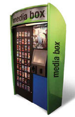Swiss Army Librarian » Library Media Box and Other Vending Machines :: Brian Herzog | Public Library Circulation | Scoop.it