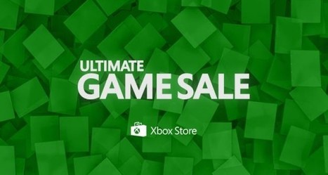 Microsoft reveals all the games included in its Ultimate Game Sale | Xbox - CompuSpace | Scoop.it