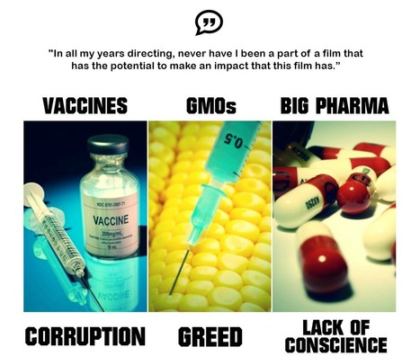 BOUGHT: The Hidden Story Behind Vaccines, Big Pharma & Your Food - help fund this film! | cardio-vascular disease | Scoop.it