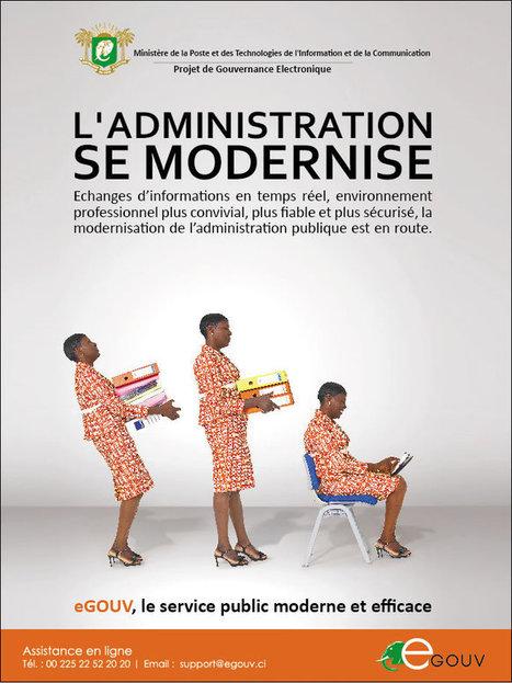 Cote d'ivoire: Administration 2.0 | La relance de l'économie ivoirienne après la crise post-électorale | Scoop.it