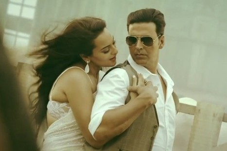 Akshay and Sonakshi in 'Har Kisi Ko Nahi Milta Pyaar Zindagi Mein': Boss Movie | Latest Music Videos | Scoop.it