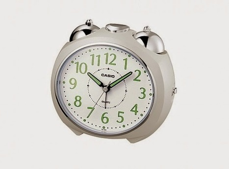 Casio Watches Centre: Casio Alarm Clocks - Best Alarms You Would Love to Get up You   Health Improvement   Scoop.it