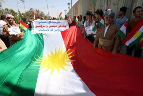 Could an Independent Kurdistan Become a Reality? | AP Human Geography Herm | Scoop.it
