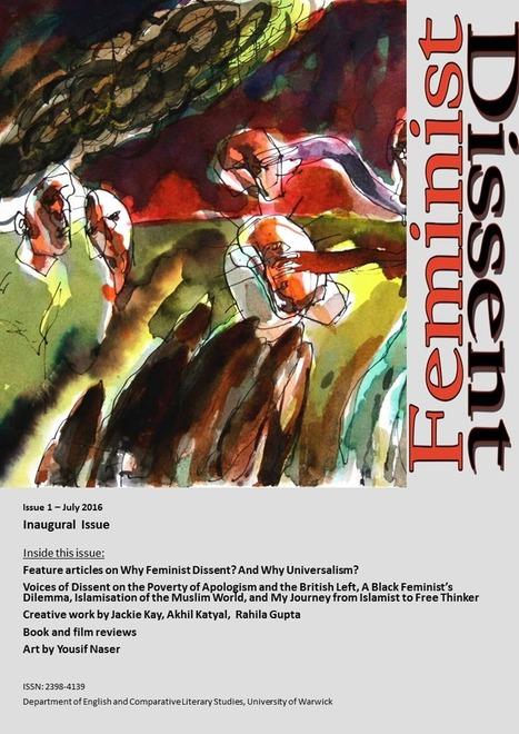 Feminist Dissent — Issue No 1 (2016) | Fabulous Feminism | Scoop.it