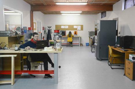 Le fablab Artilect à Toulouse s'offre une salle des machines pour ses clients pro | Usine Numérique de Rhône-Alpes | Conception, simulation, prototypage | Scoop.it