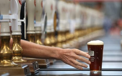 Marstonspush to premium food and beer pays off | daily news of the world | Scoop.it