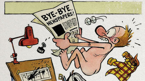 """Documentary """"Stripped"""" shows the past and future of comic strips 