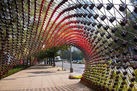 Une installation artistique réalisée à partir de 1500 mugs pour Nescafé | Art, marketing, communication et web 2.0 | Scoop.it