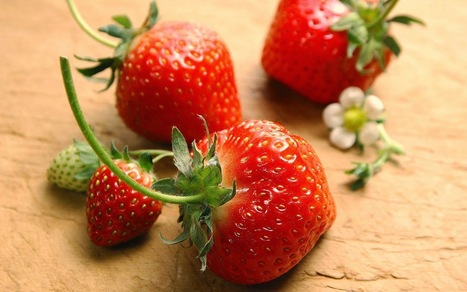 Celebrate healthy lifestyle with Strawberries | Healthy Lifestyle | Scoop.it