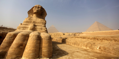 5 Disappearing Landmarks That May Not Stand The Test Of Time - Huffington Post   Ancient World History   Scoop.it