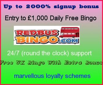 RedBus Bingo Review | Free Slots Online | Scoop.it