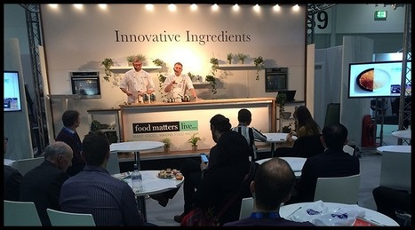 Edible insects growing presence at Food Matters Live | Woven Network | Entomophagy: Edible Insects and the Future of Food | Scoop.it