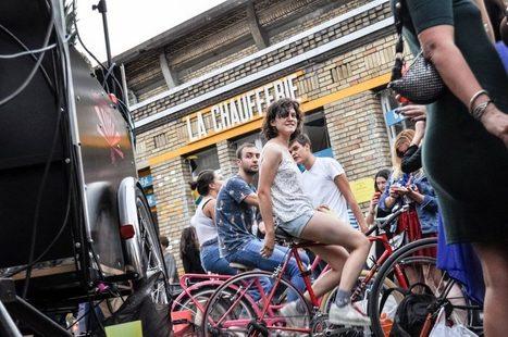 Les cyclo-voisins – Les Grands Voisins | Paris durable | Scoop.it