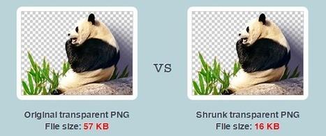 Comprimir imágenes PNG | design | Scoop.it