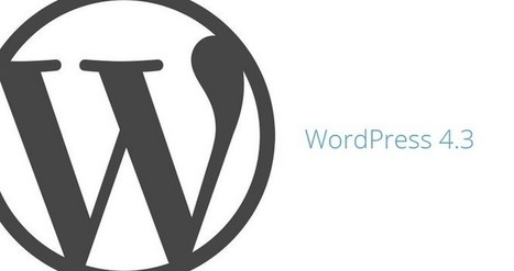 What Can We Expect in WordPress 4.3? - WP Daily Themes | Free & Premium WordPress Themes | Scoop.it
